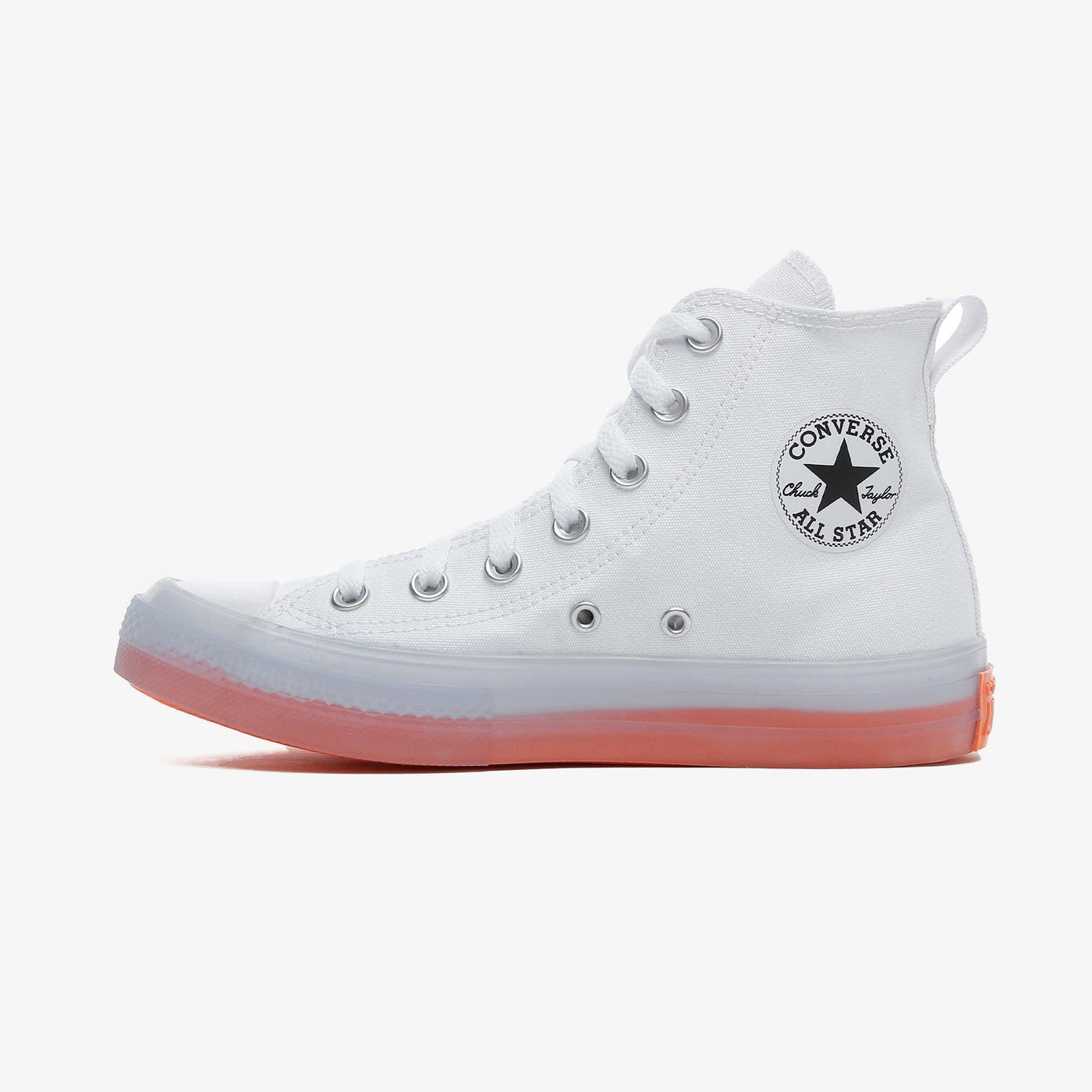 Converse Chuck Taylor All Star Cx Stretch Canvas Hi Kadın Beyaz Sneaker