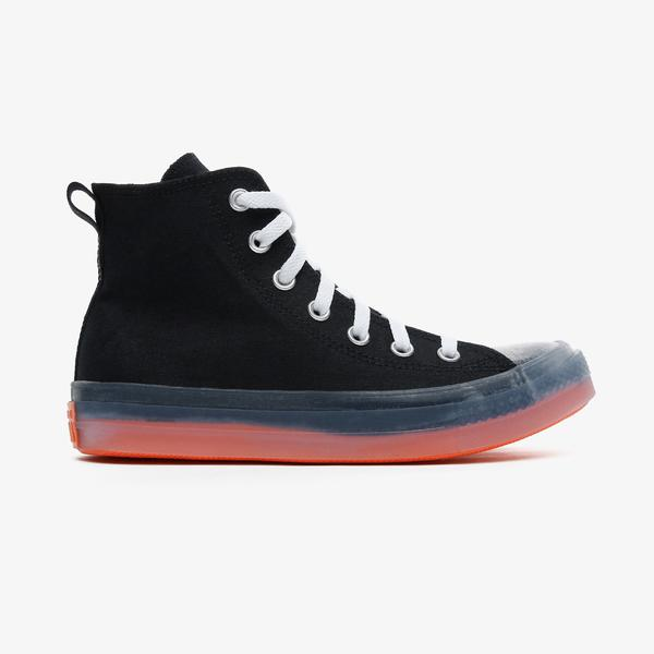 Converse Chuck Taylor All Star Cx Stretch Canvas Hi Kadın Siyah Sneaker