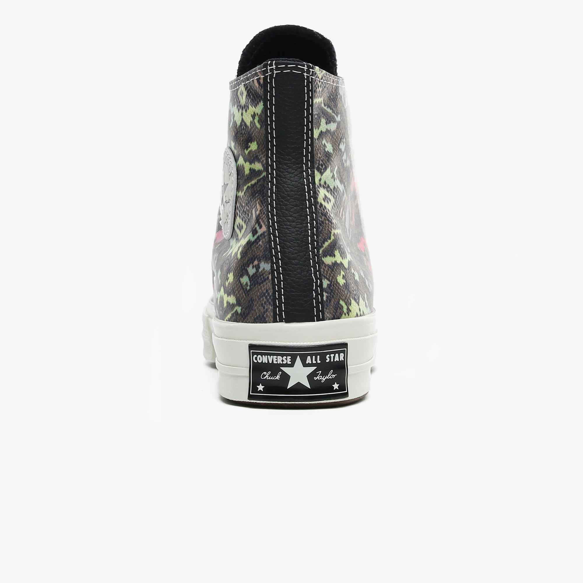 Converse Chuck 70 Digital Daze Hi Kadın Siyah Sneaker