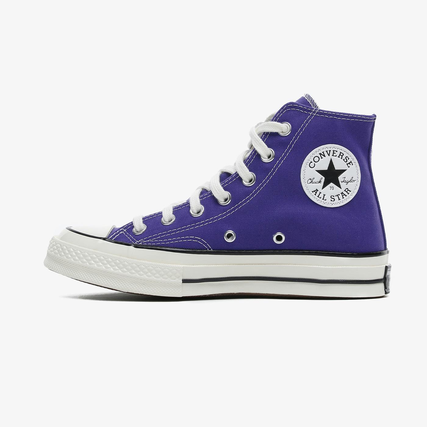 Converse Chuck 70 Hi Unisex Mor Sneaker