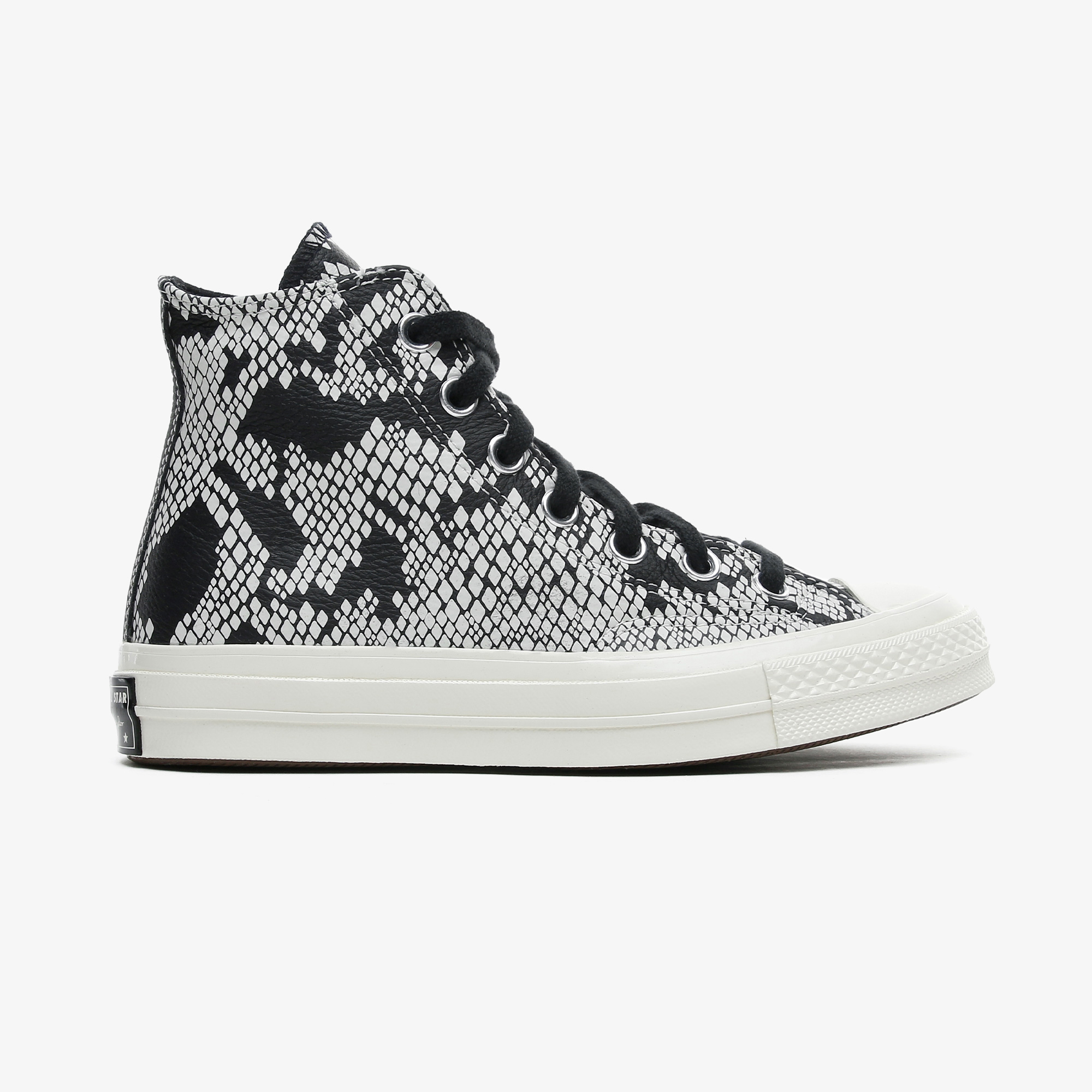Converse Chuck 70 Digital Daze High Unisex Siyah-Beyaz Sneaker