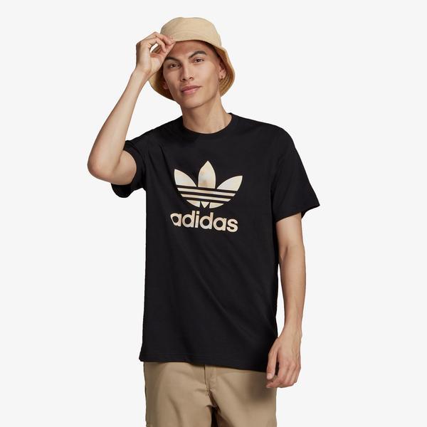adidas Camo İnfill Erkek Siyah T-Shirt