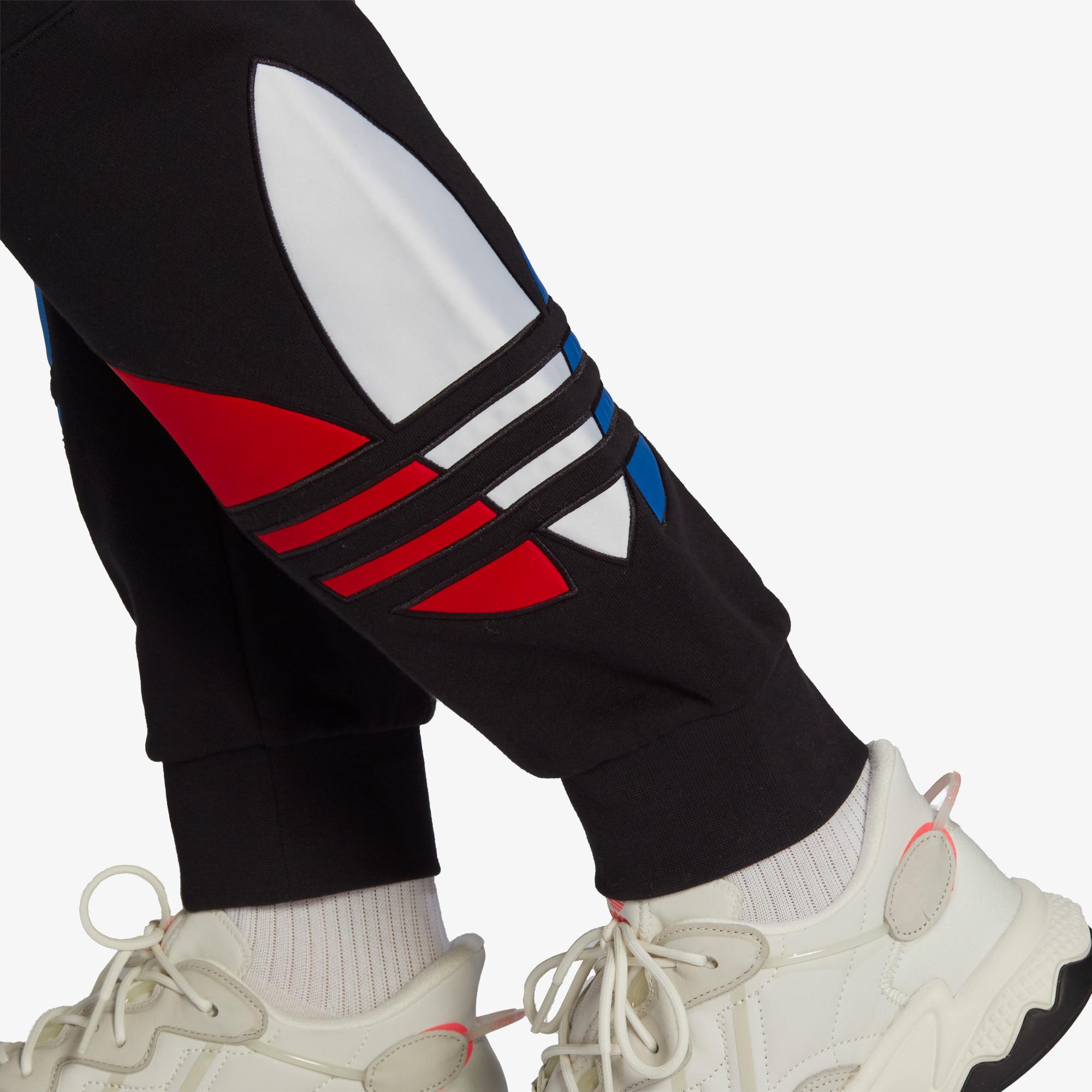 adidas Tricol Sp 2 Erkek Siyah Eşofman Altı