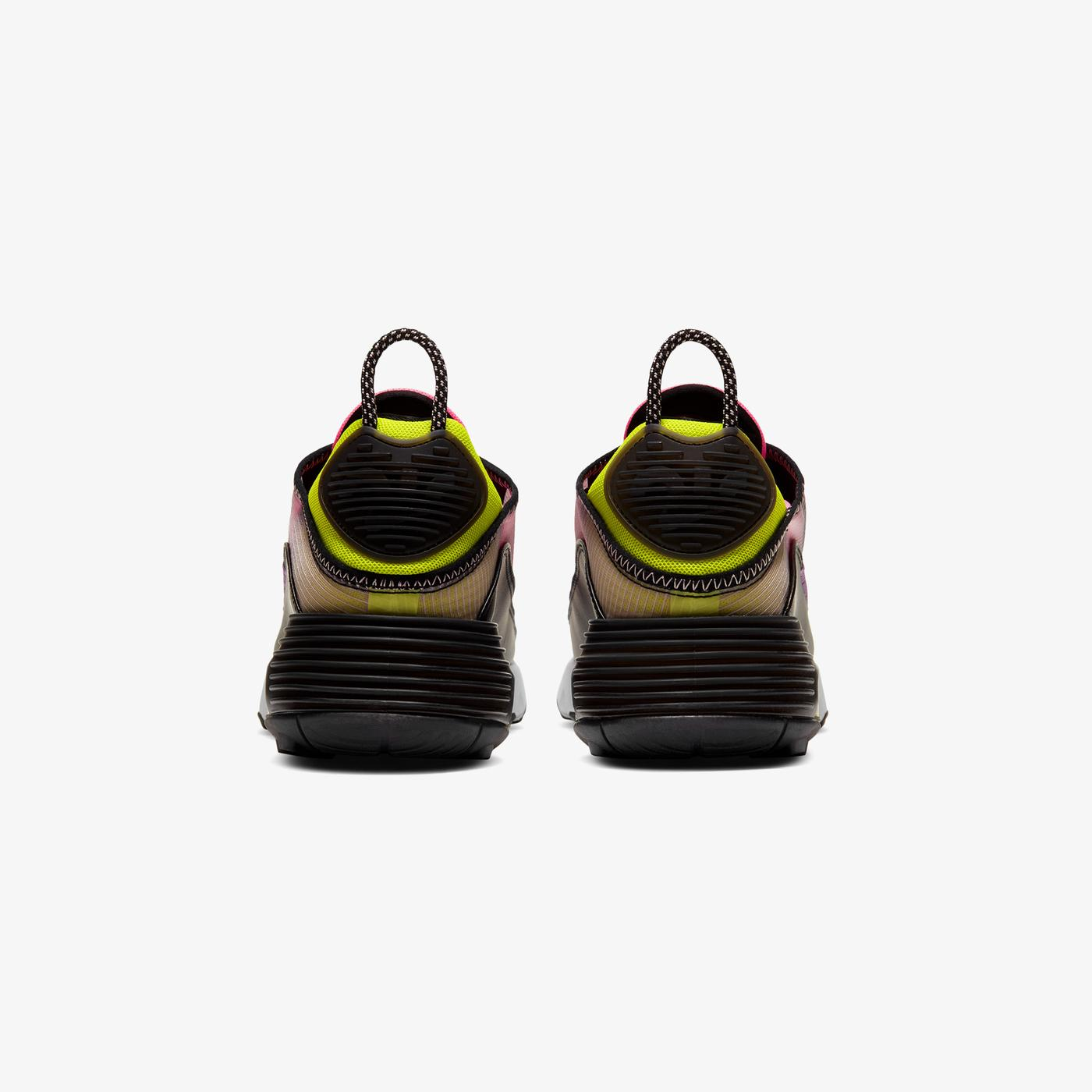 Nike Air Max 2090 Kadın Kırmızı Spor Ayakkabı