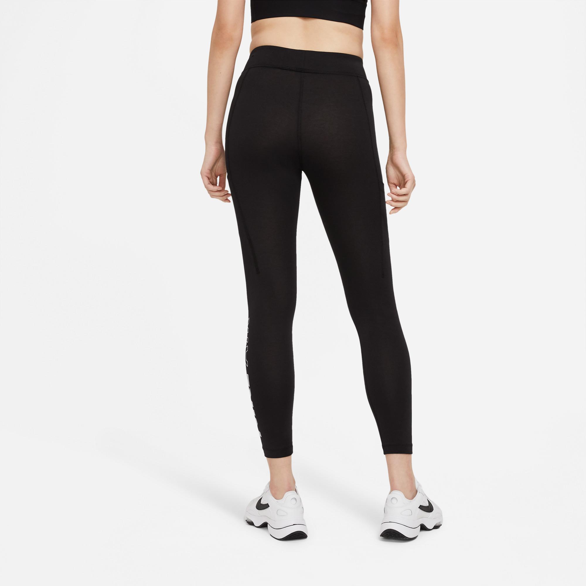 Nike Air Kadın Siyah Tayt