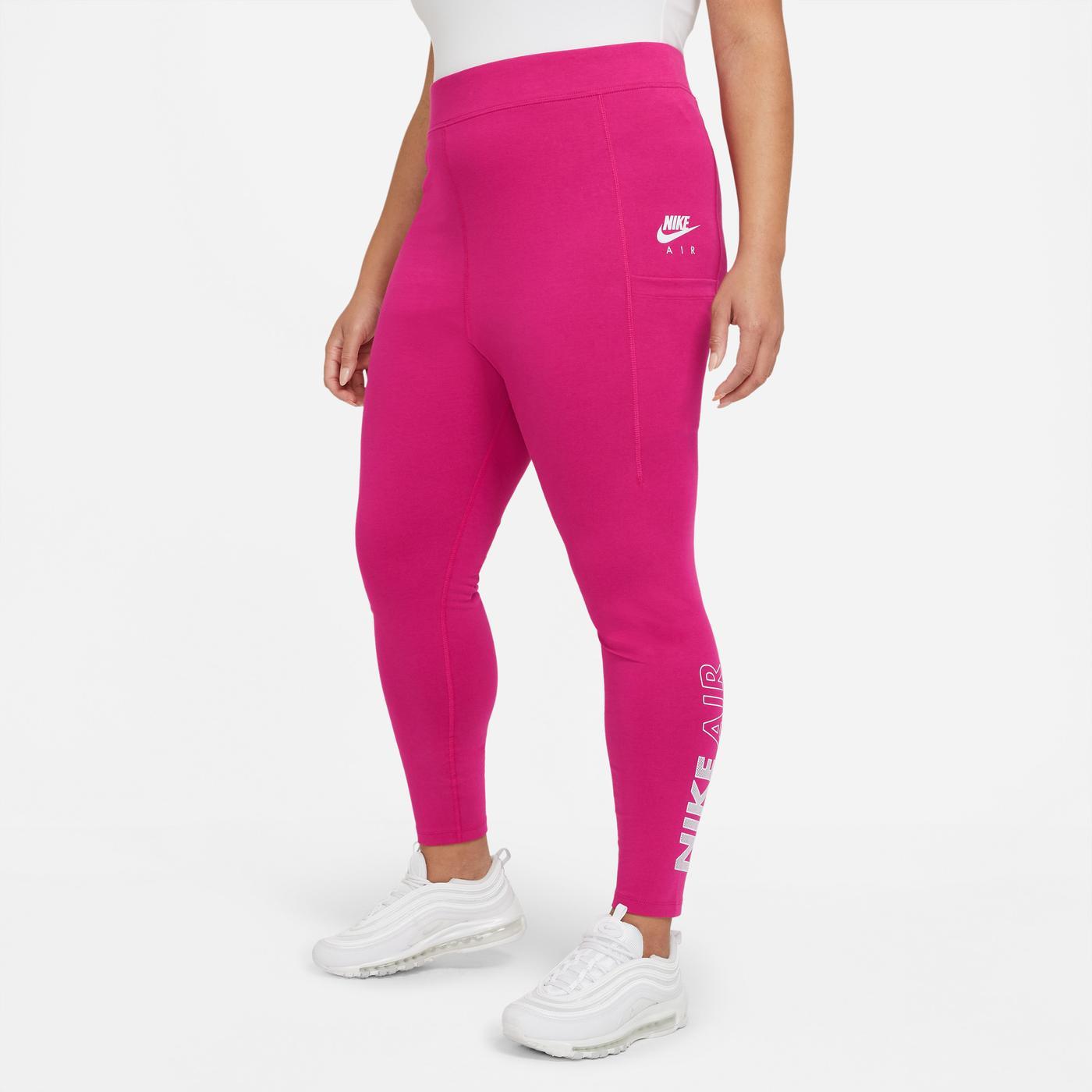 Nike Air Kadın Kırmızı Tayt