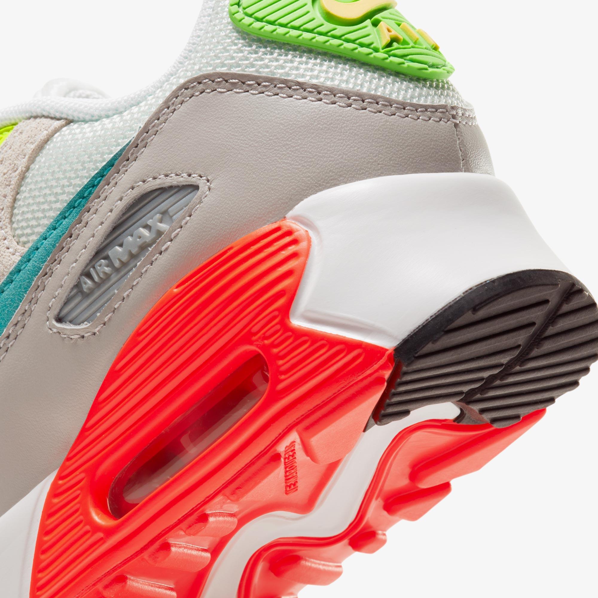 Nike Air Max 90 EOI Çocuk Siyah Spor Ayakkabı