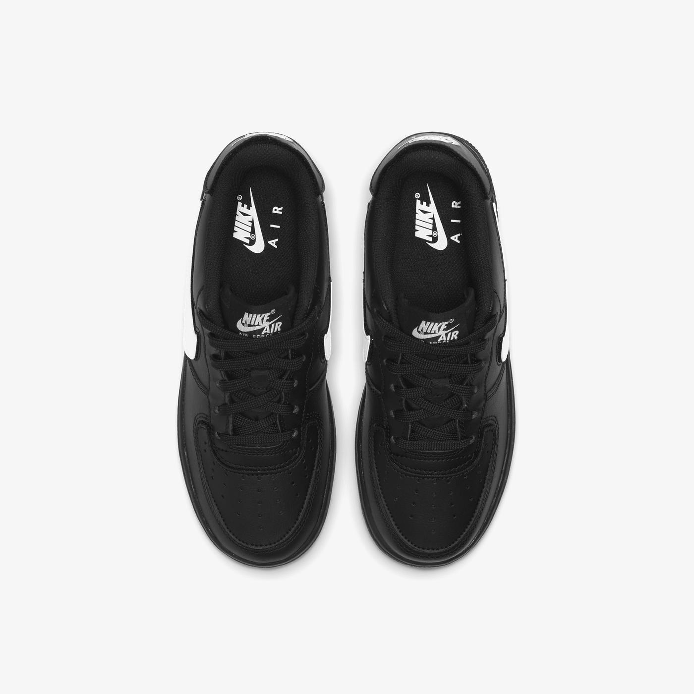 Nike Air Force 1/1 Kadın Siyah Spor Ayakkabı