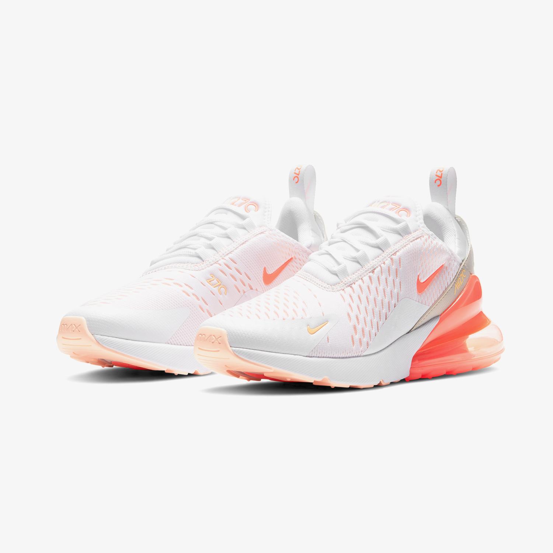 Nike Air Max 270 Kadın Beyaz Spor Ayakkabı