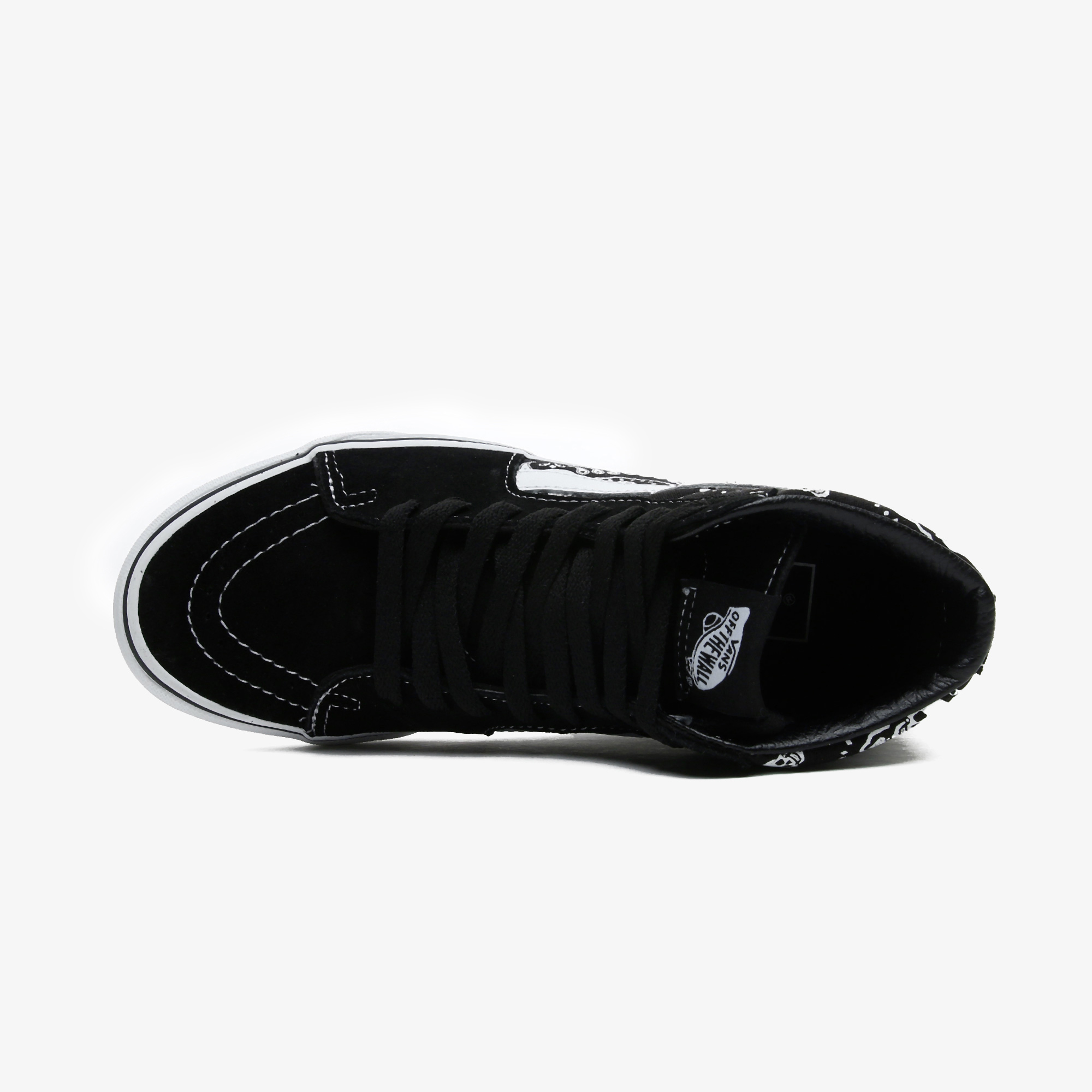 Vans SK8-Hi Kadın Siyah Sneaker