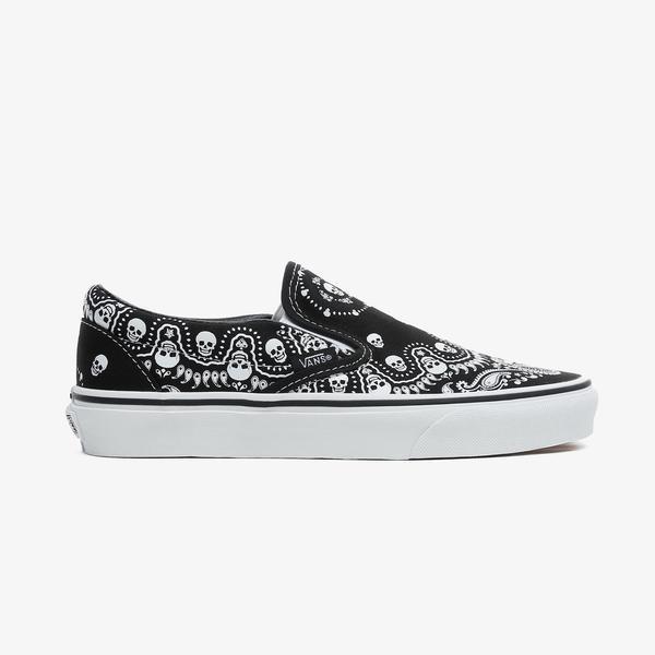 Vans Classic Slip-On Kadın Siyah Sneaker