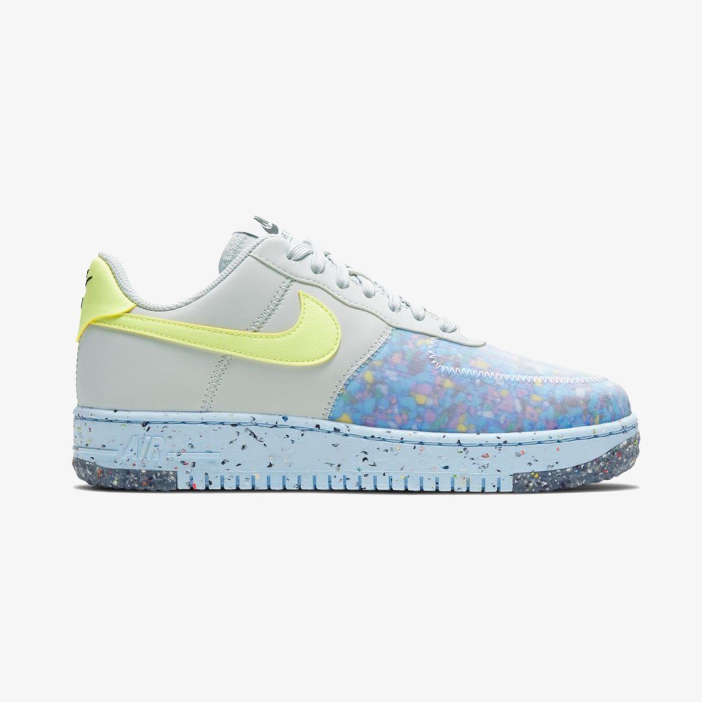 Nike Air Force 1 Crater Kadın Mavi Spor Ayakkabı