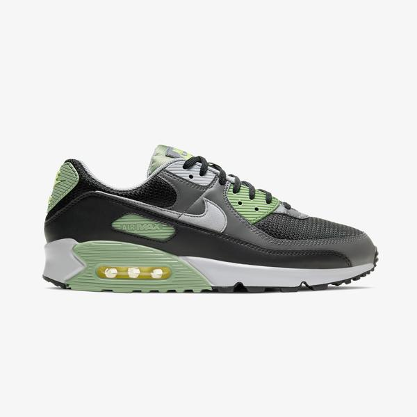 Nike Air Max 90 SS21 Erkek Yeşil Sneaker