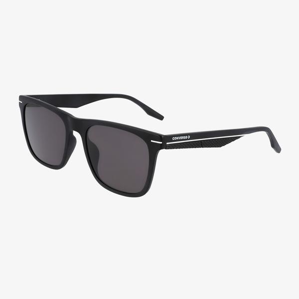 Converse Erkek Siyah Kare Çerçeveli Gözlük