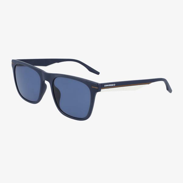 Converse Erkek Mavi Kare Çerçeveli Gözlük