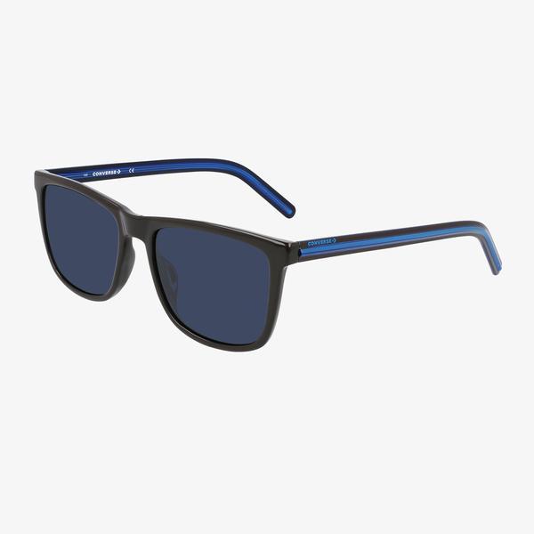 Converse Erkek Kahverengi Dikdörtgen Çerçeveli Gözlük