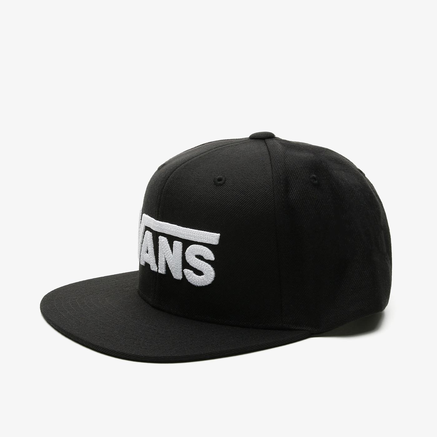 Vans Drop V II Snapback Erkek Beyaz Şapka