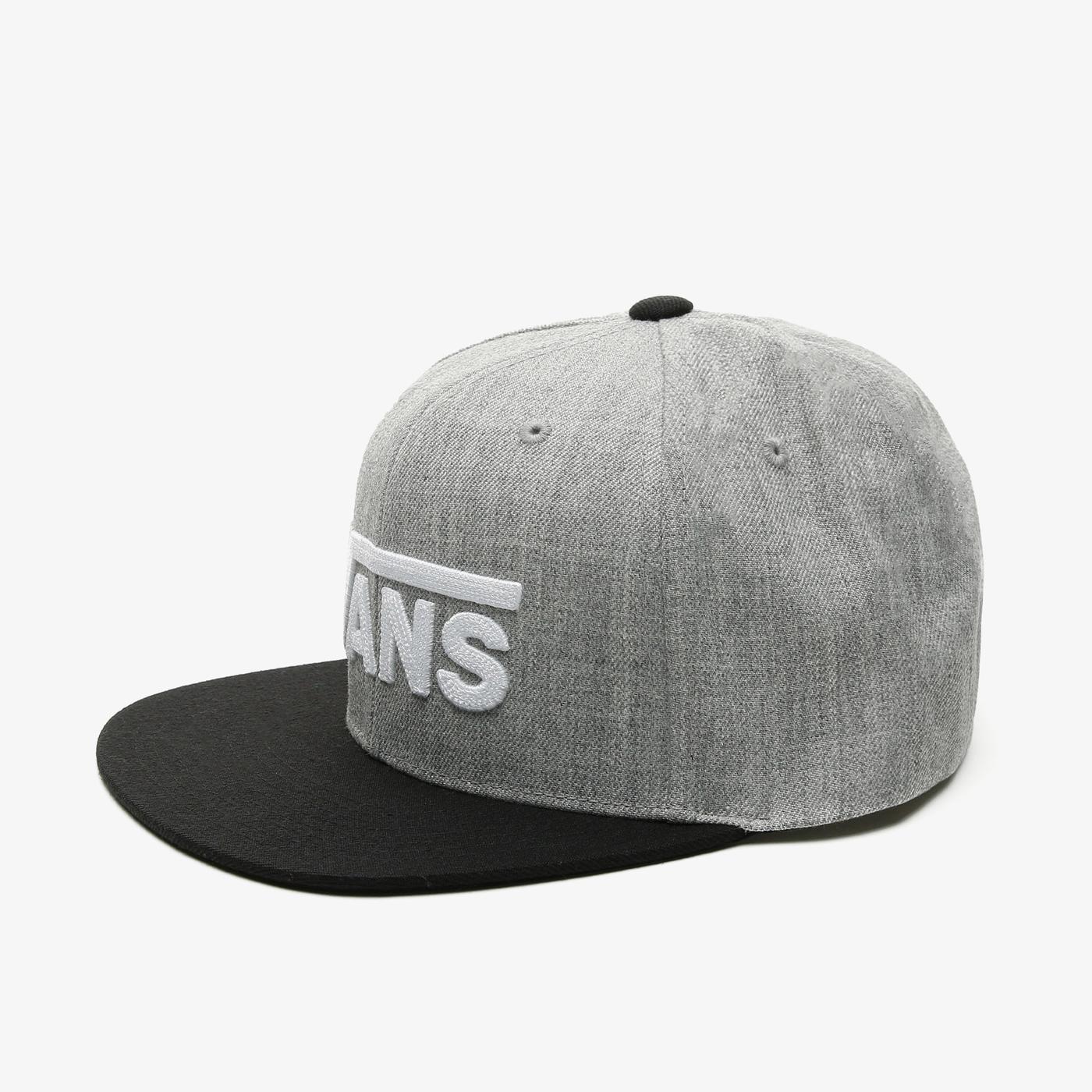 Vans Drop V II Snapback Erkek Siyah Şapka