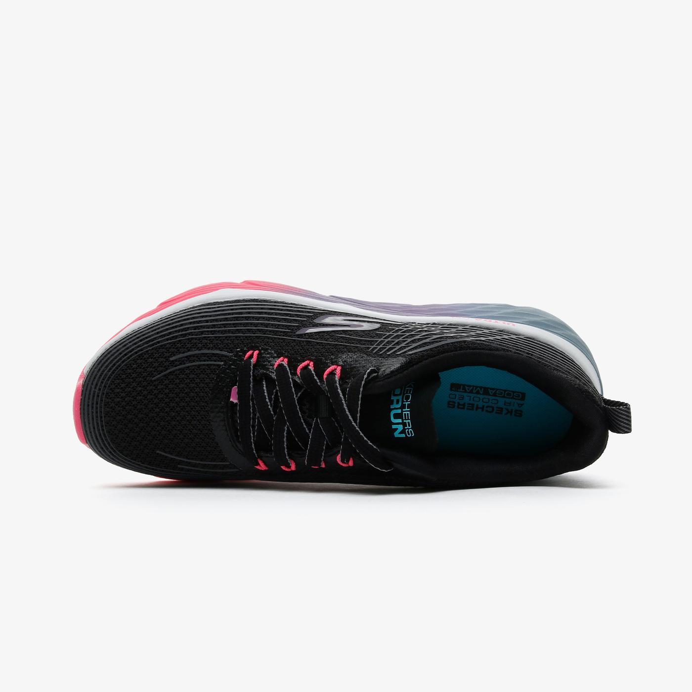 Skechers Max Cushioning Elite - Prism Kadın Siyah Spor Ayakkabı