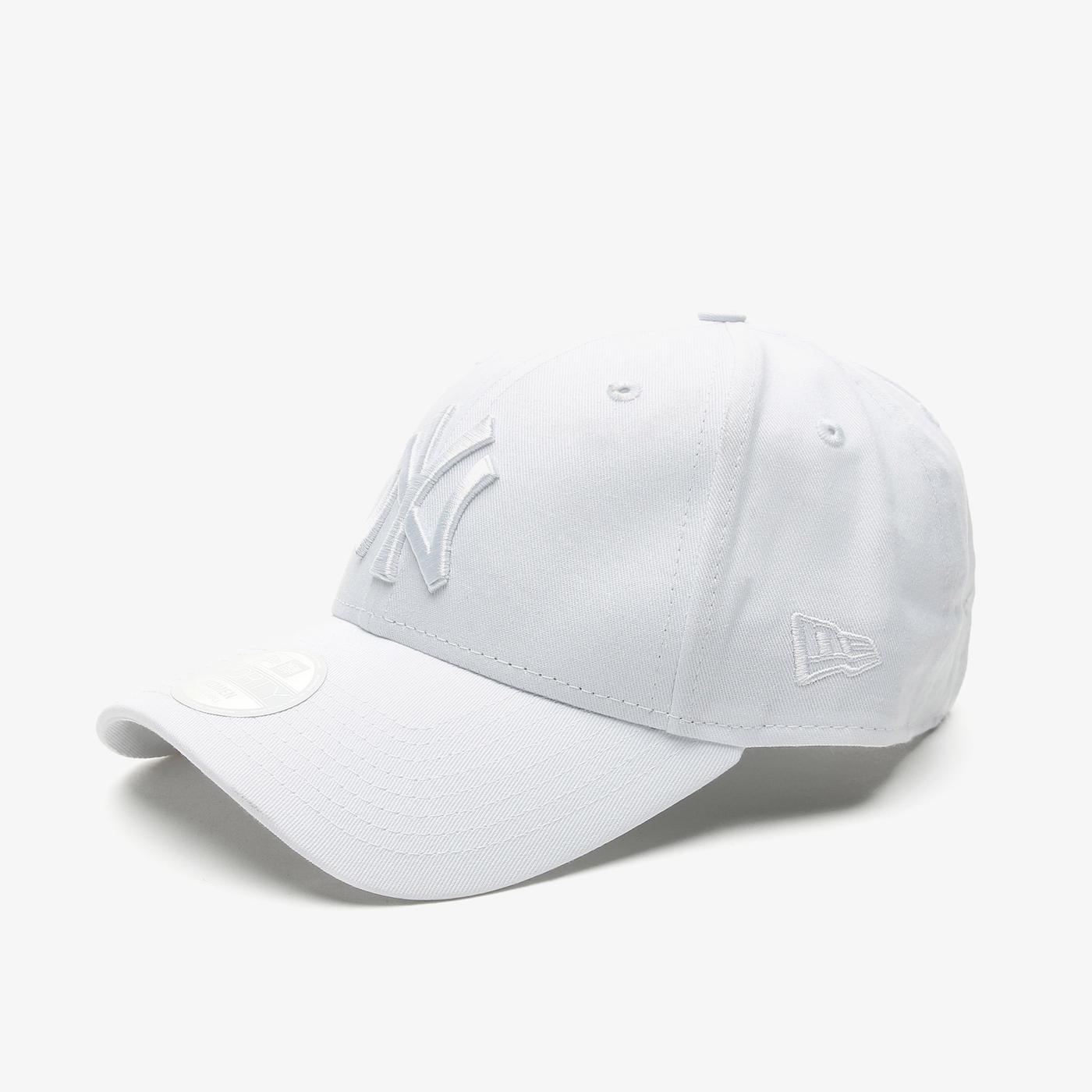 New Era  Essential 940 Neyyan Unisex Beyaz Şapka