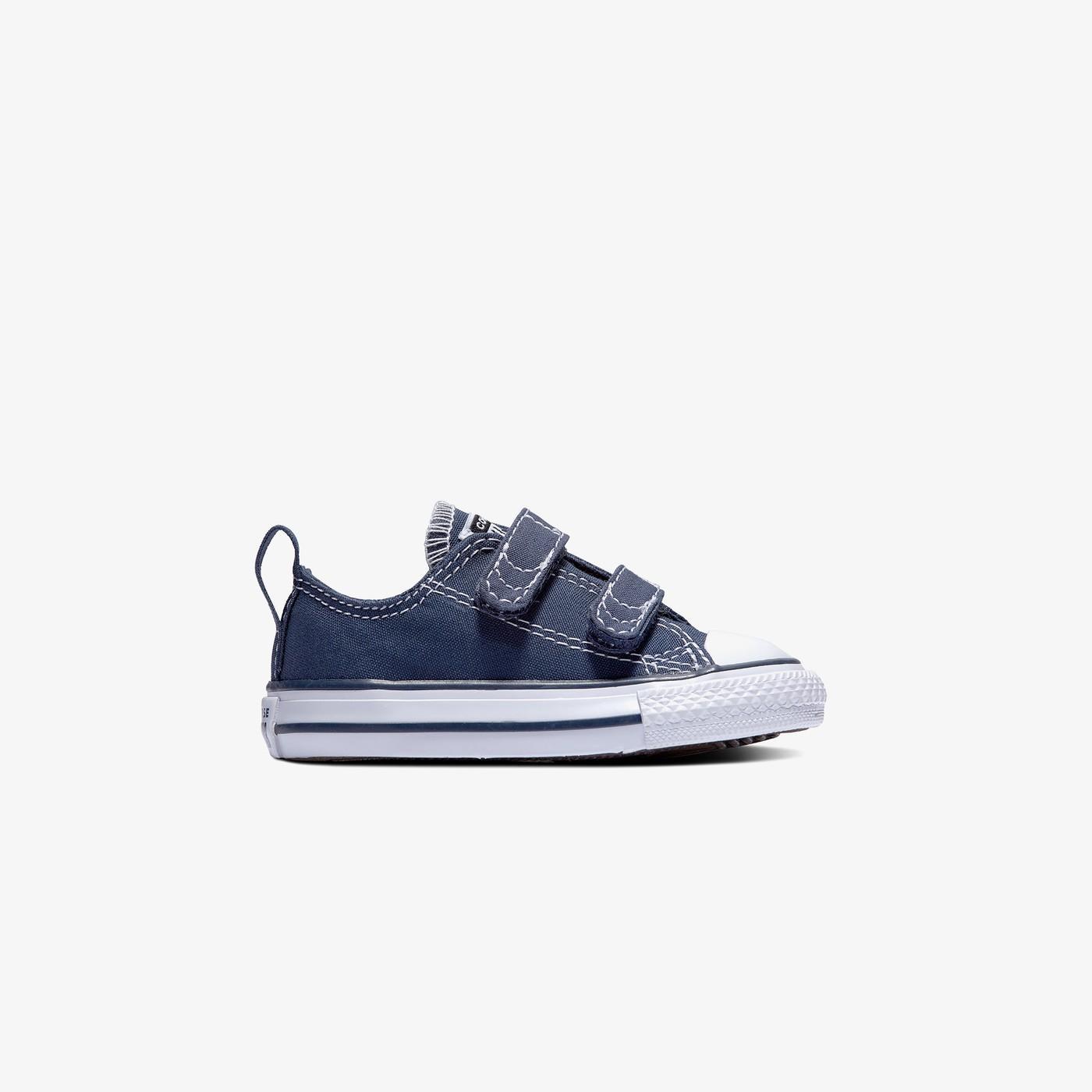 Converse Chuck Taylor All Star 2V Bebek Lacivert Sneaker