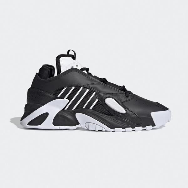 adidas Streetball Erkek Siyah Spor Ayakkabı