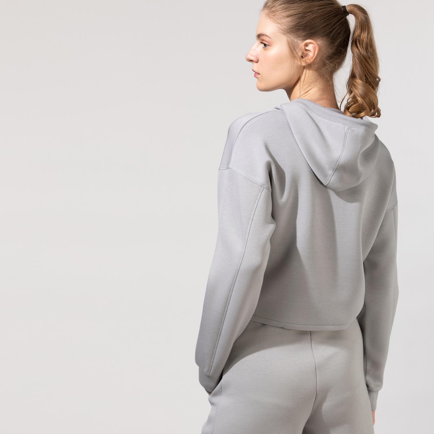 Guess Kadın Gri Sweatshirt