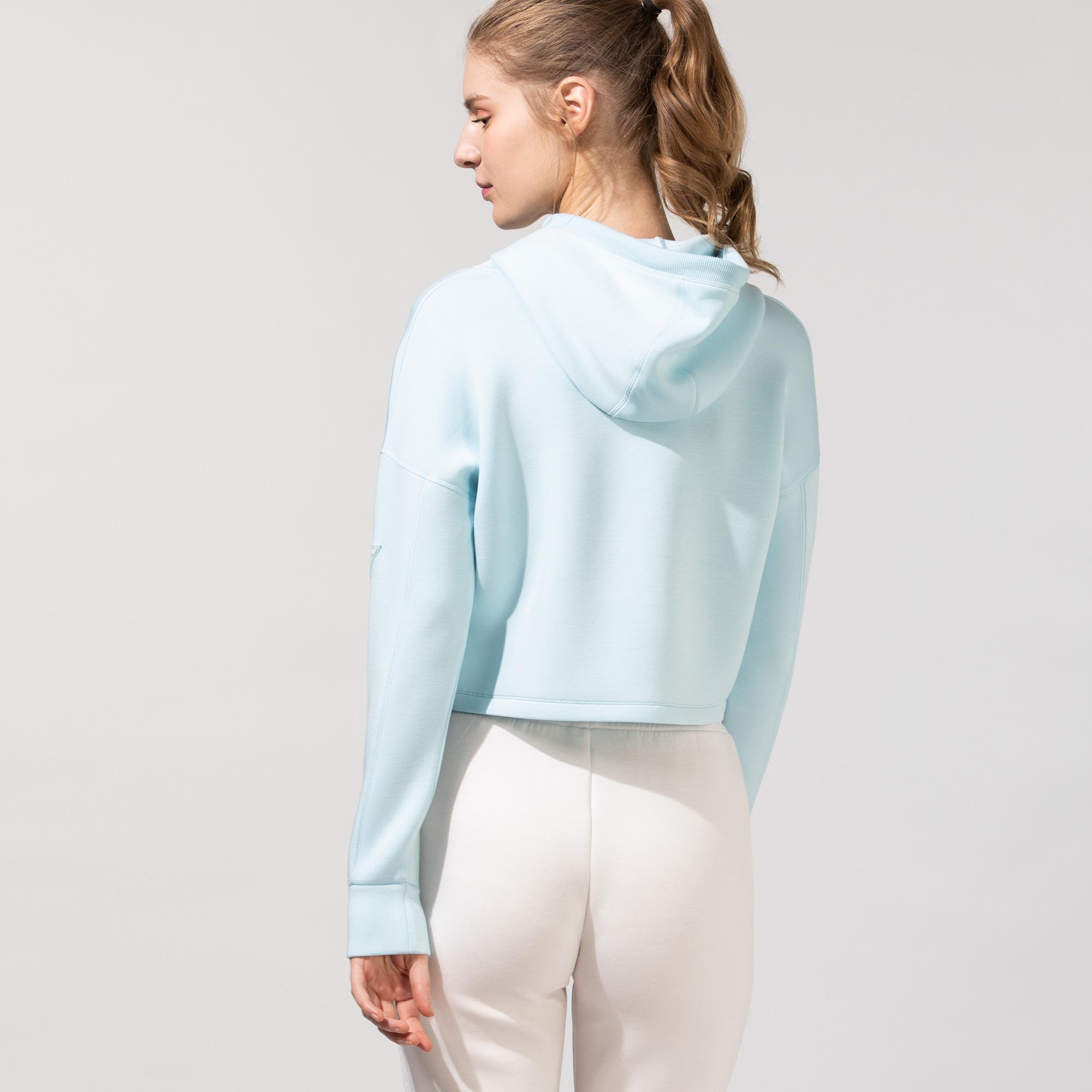 Guess Kadın Mavi Sweatshirt