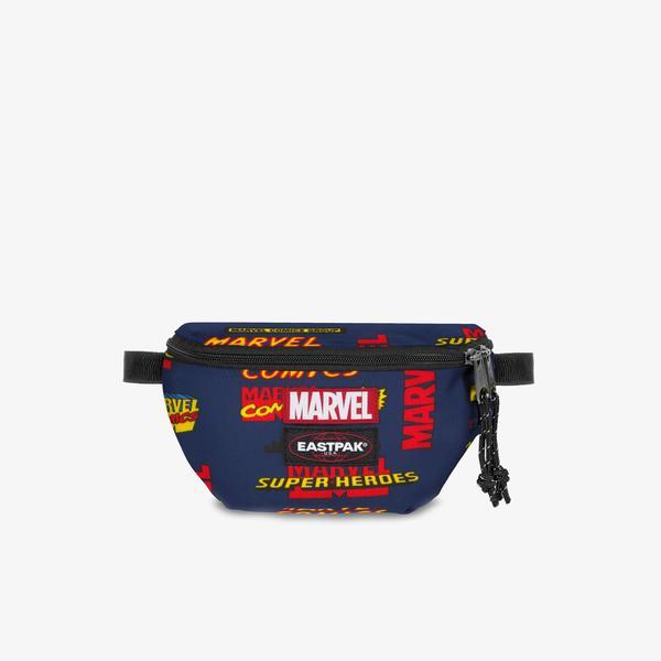 Eastpak Springer Marvel Navy Unisex Lacivert Bel Çantası