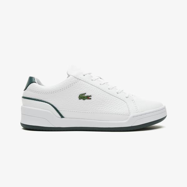 Lacoste Challenge 0721 1 Sfa Kadın Beyaz - Koyu Yeşil Spor Ayakkabı