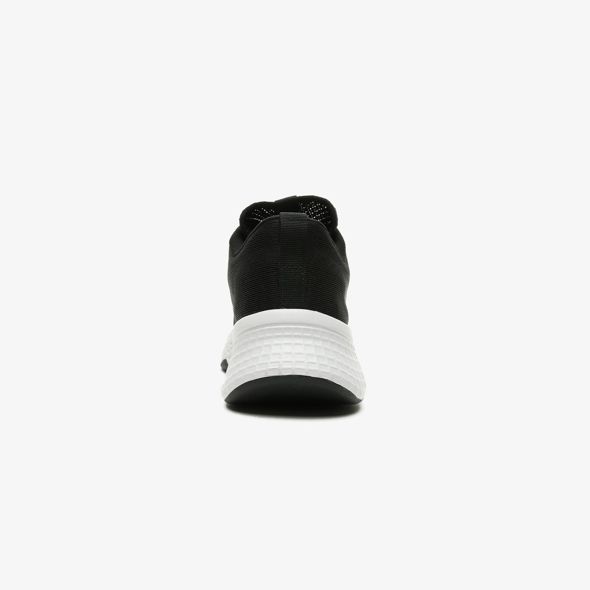 Lacoste Court-Drive Fly 07211 Sfa Kadın Siyah - Beyaz Spor Ayakkabı