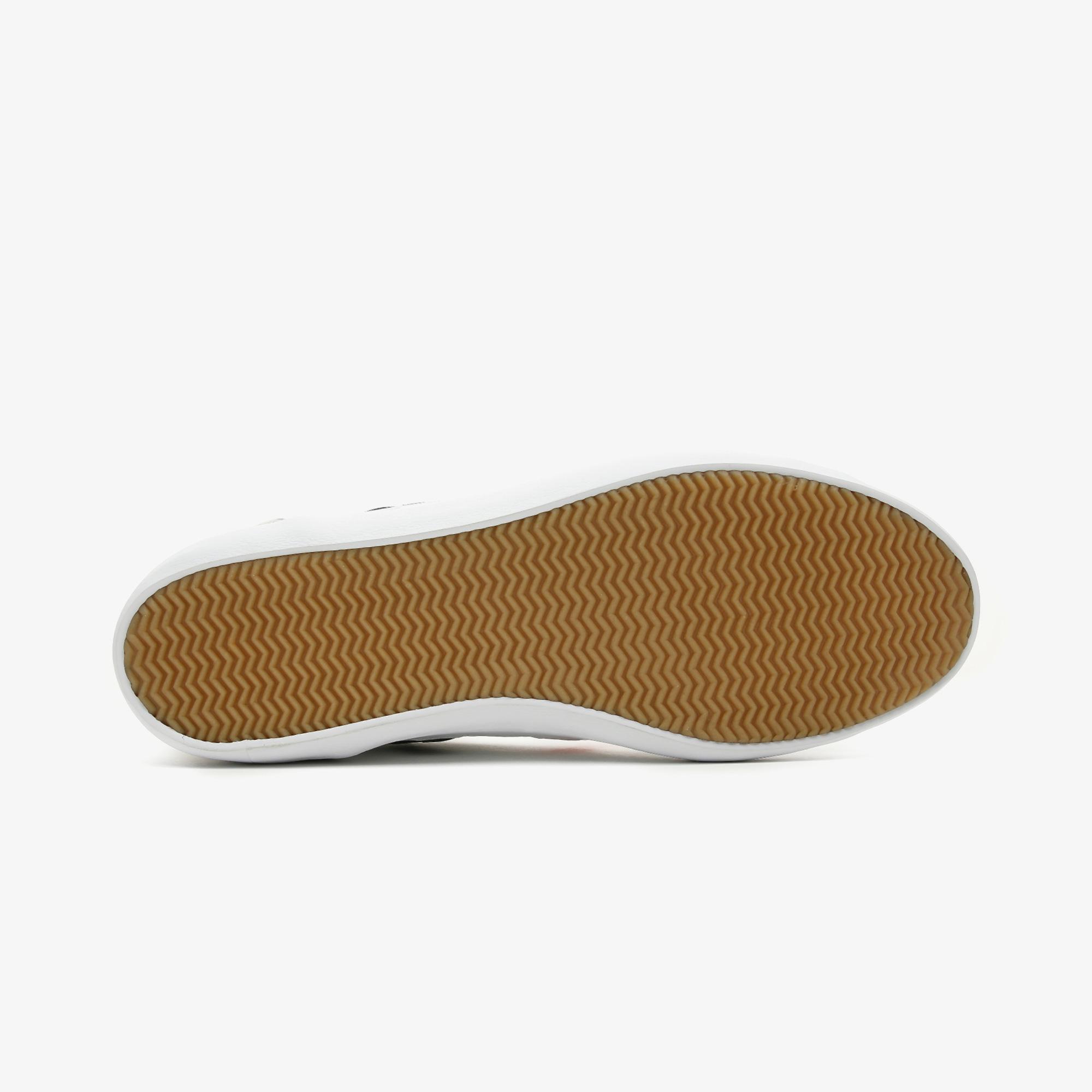 Lacoste Sideline Tri1 Cma Erkek Beyaz Spor Ayakkabı