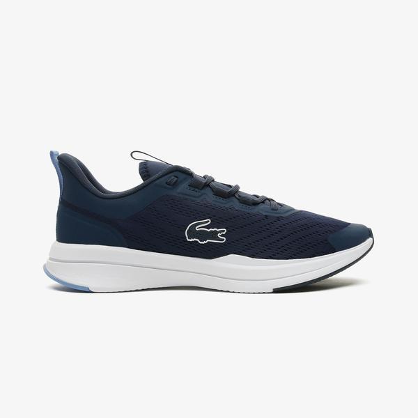 Lacoste Run Spin 0721 1 Sma Erkek Lacivert - Mavi Spor Ayakkabı