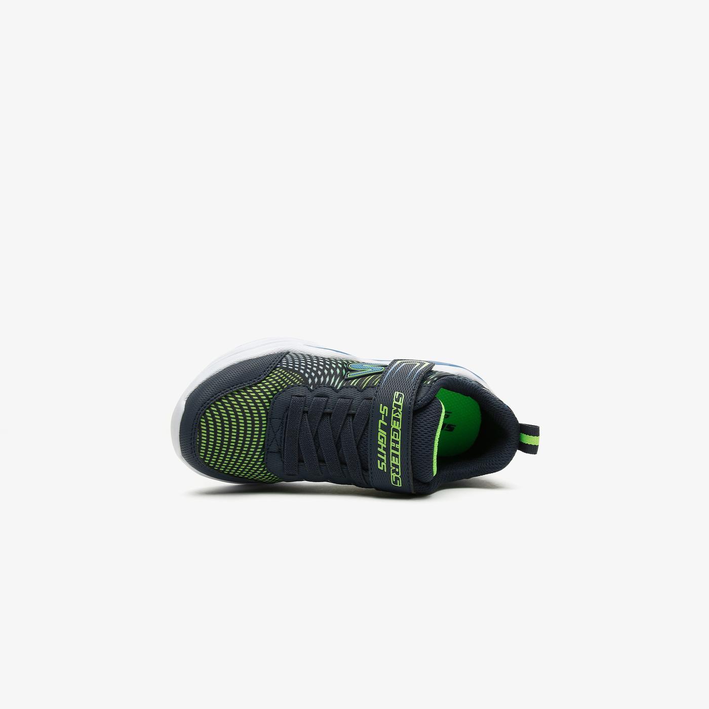 Skechers Erupters iv Çocuk Lacivert Spor Ayakkabı