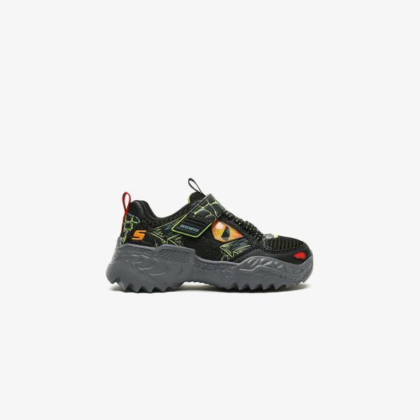 Skechers Skech-O-Saurus Çocuk Siyah Spor Ayakkabı