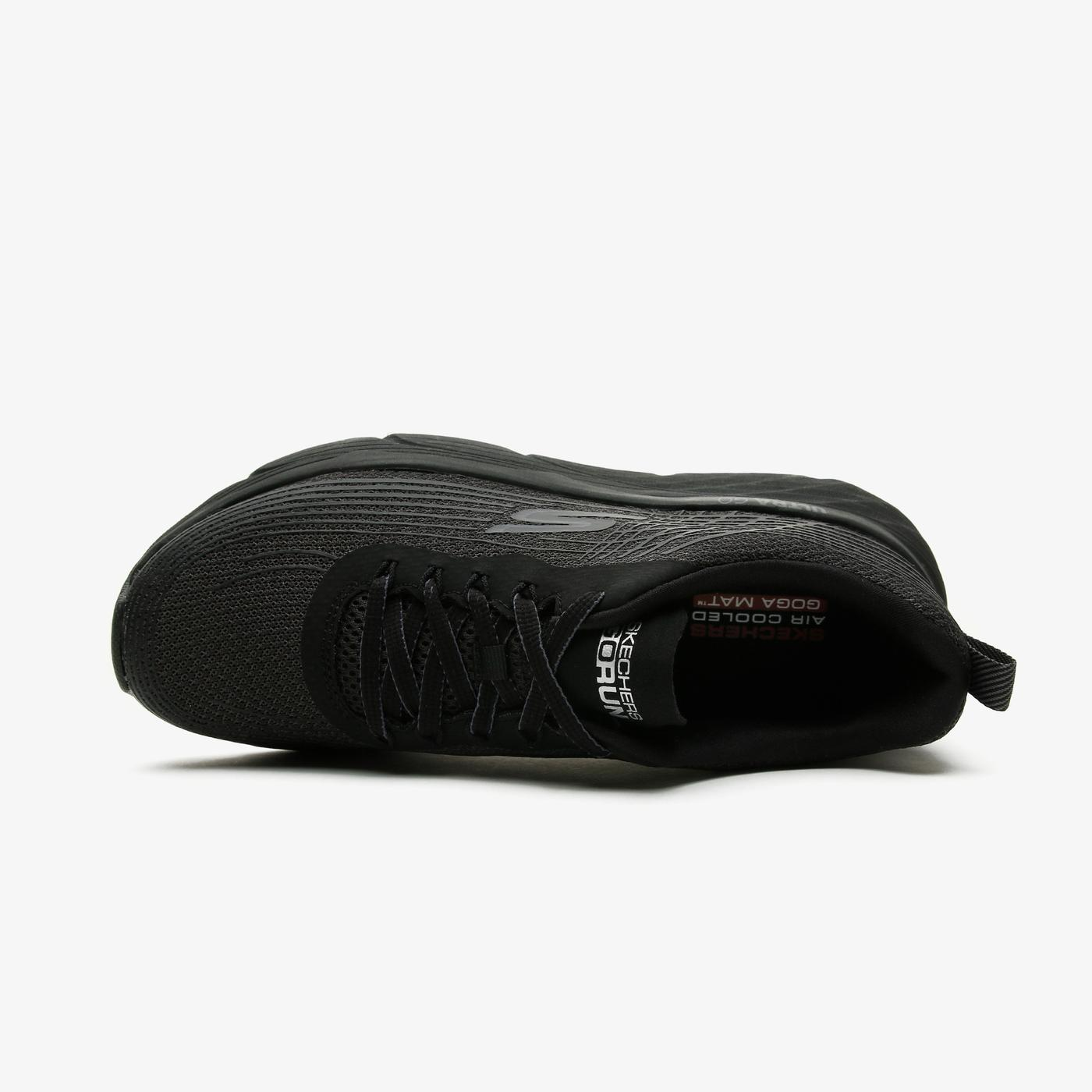 Skechers Max Cushioning Elite Erkek Siyah Spor Ayakkabı