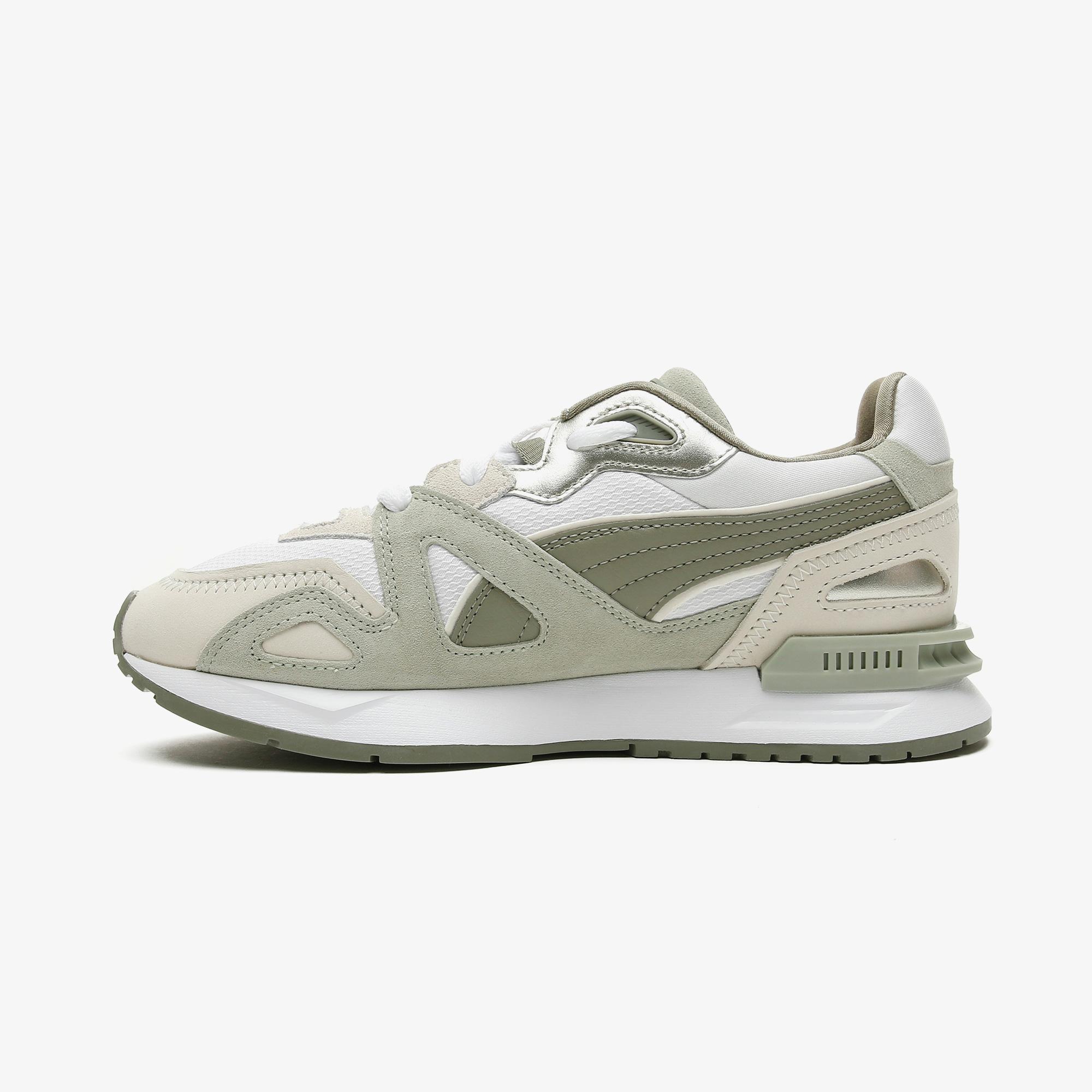 Puma Mirage Mox Metallic Kadın Yeşil Spor Ayakkabı