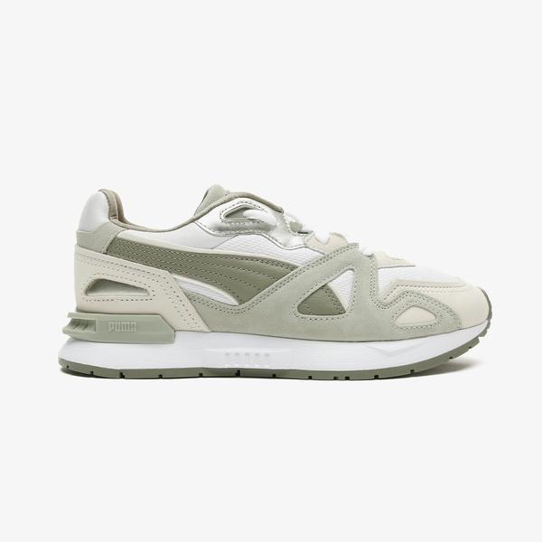 Puma Mirage Mox Metallic Kadın Beyaz Spor Ayakkabı