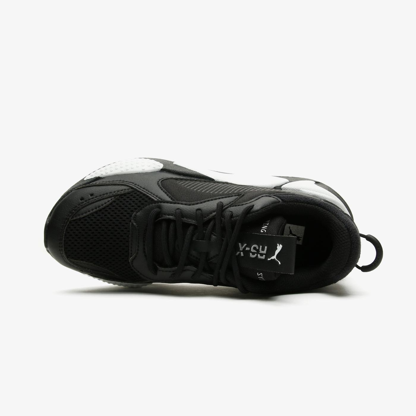Puma RS-X Pop Kadın Siyah Spor Ayakkabı