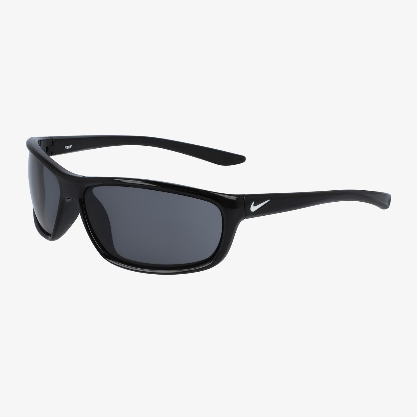 Nike Rectangle Çocuk Siyah Güneş Gözlüğü