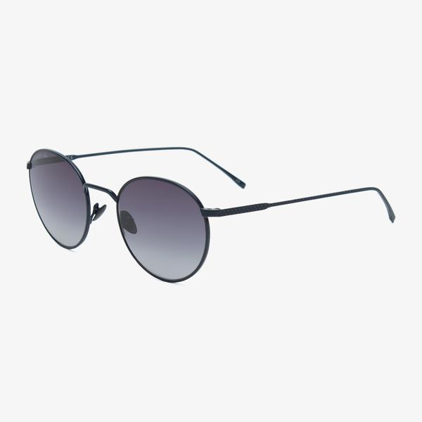 Lacoste P-3 Unisex Mavi Güneş Gözlüğü