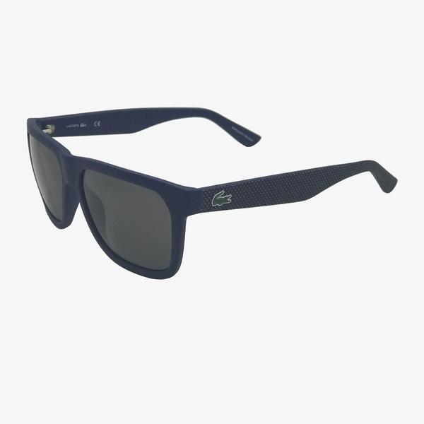 Lacoste Rectangle Erkek Renkli Güneş Gözlüğü