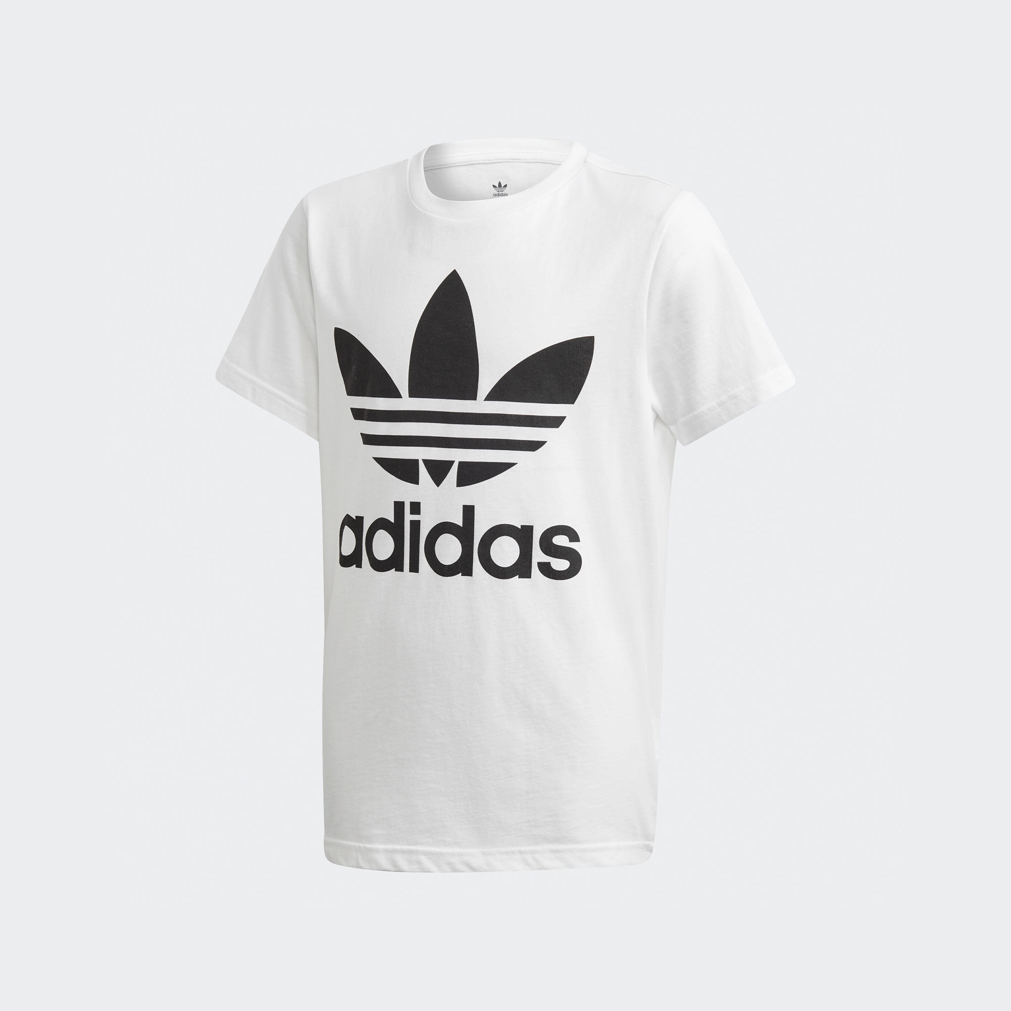 adidas Trefoil Çocuk Beyaz T-Shirt