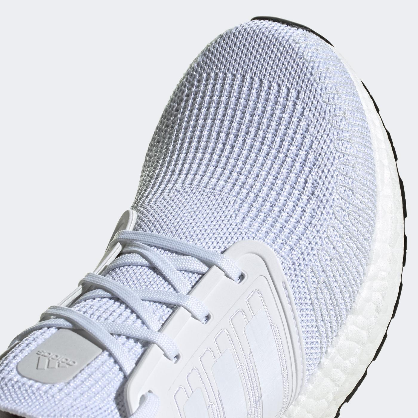 adidas Ultraboost 20 Erkek Beyaz Spor Ayakkabı