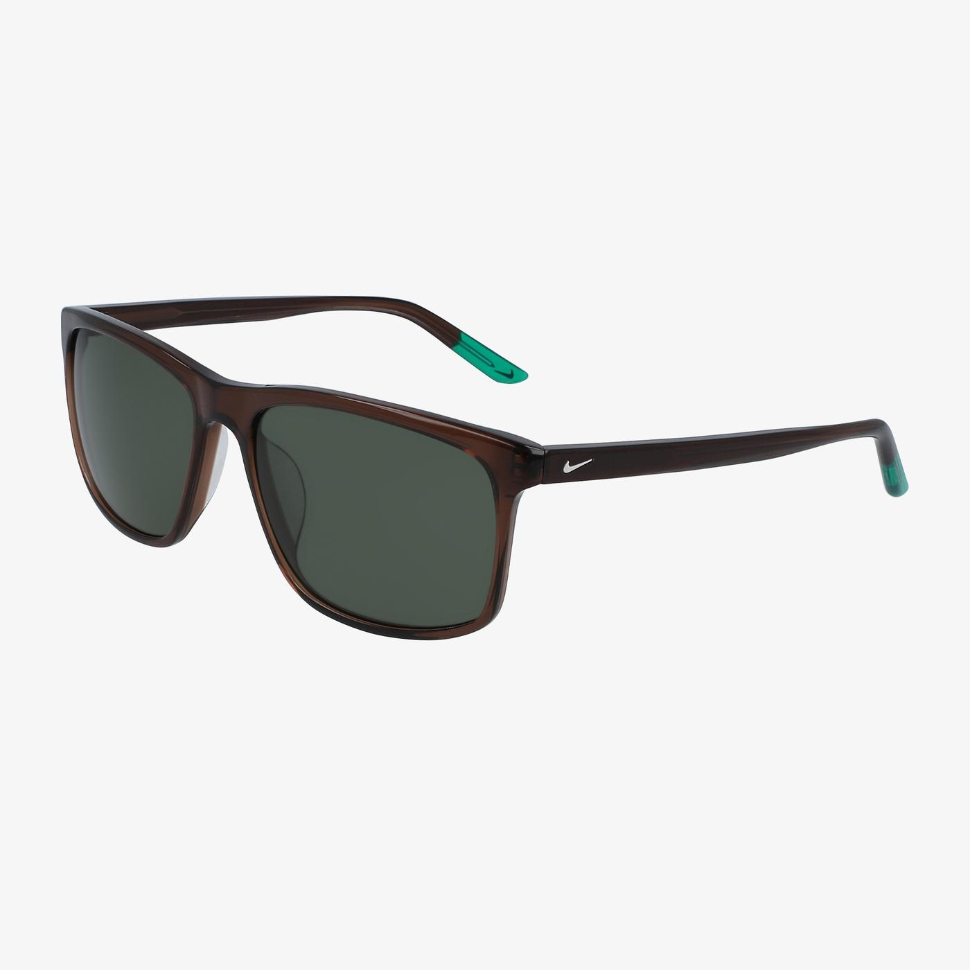 Nike Rectangle Erkek Kahverengi Gözlük