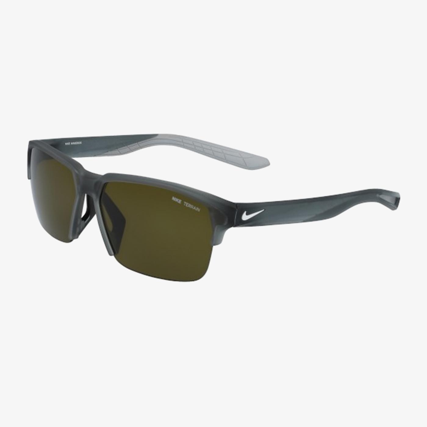 Nike Rectangle Erkek Gri Güneş Gözlüğü