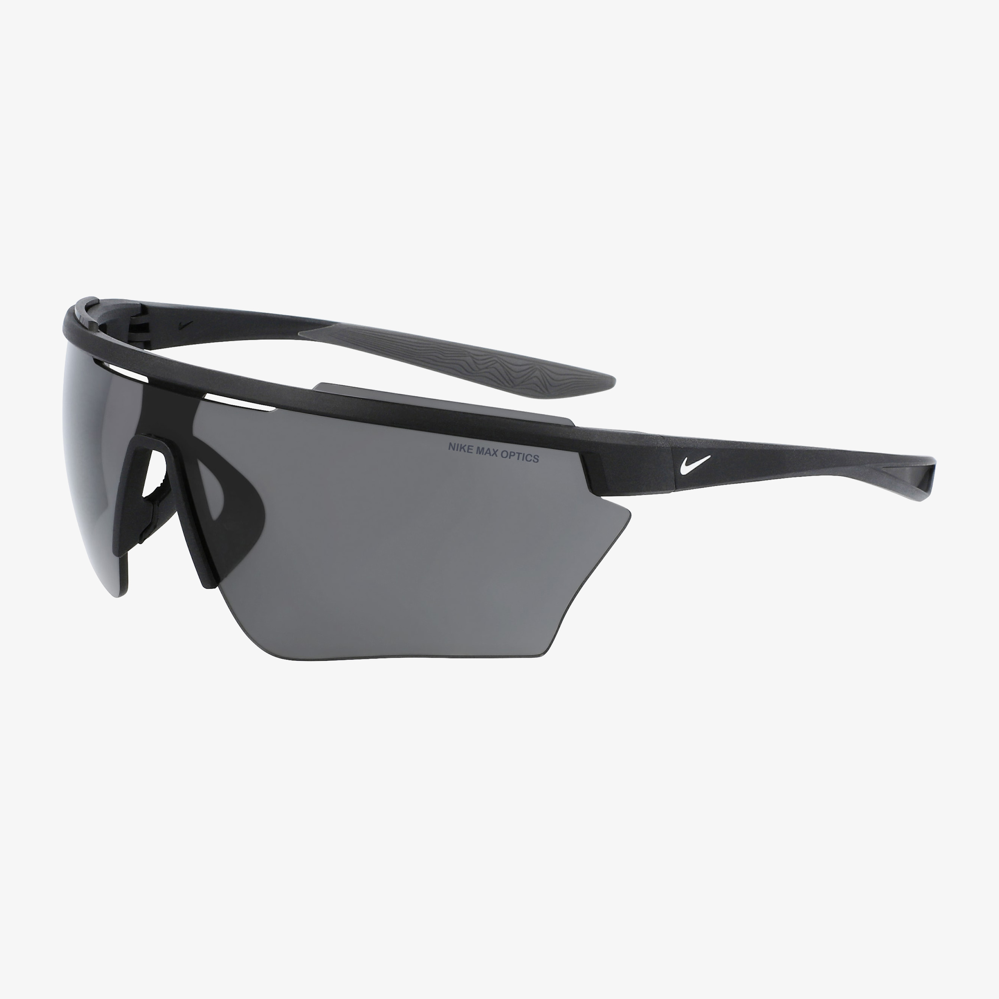 Nike Rectangle Erkek Siyah Güneş Gözlüğü