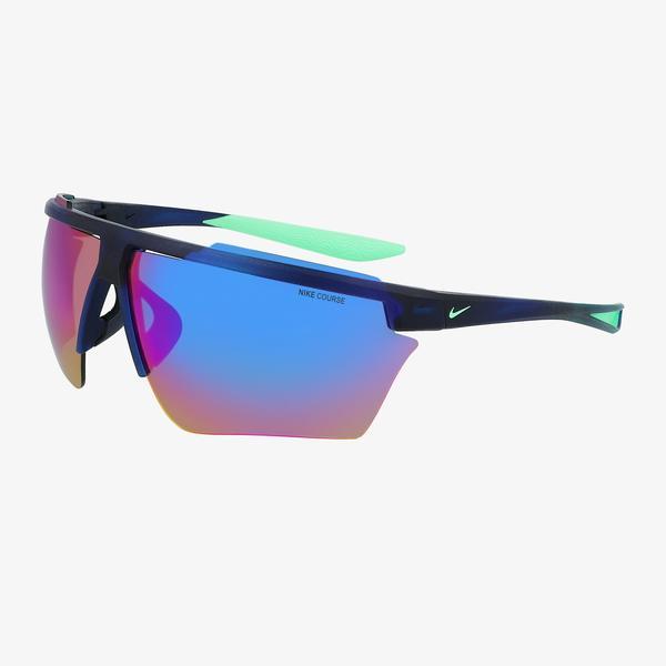 Nike Rectangle Erkek Mavi Gözlük