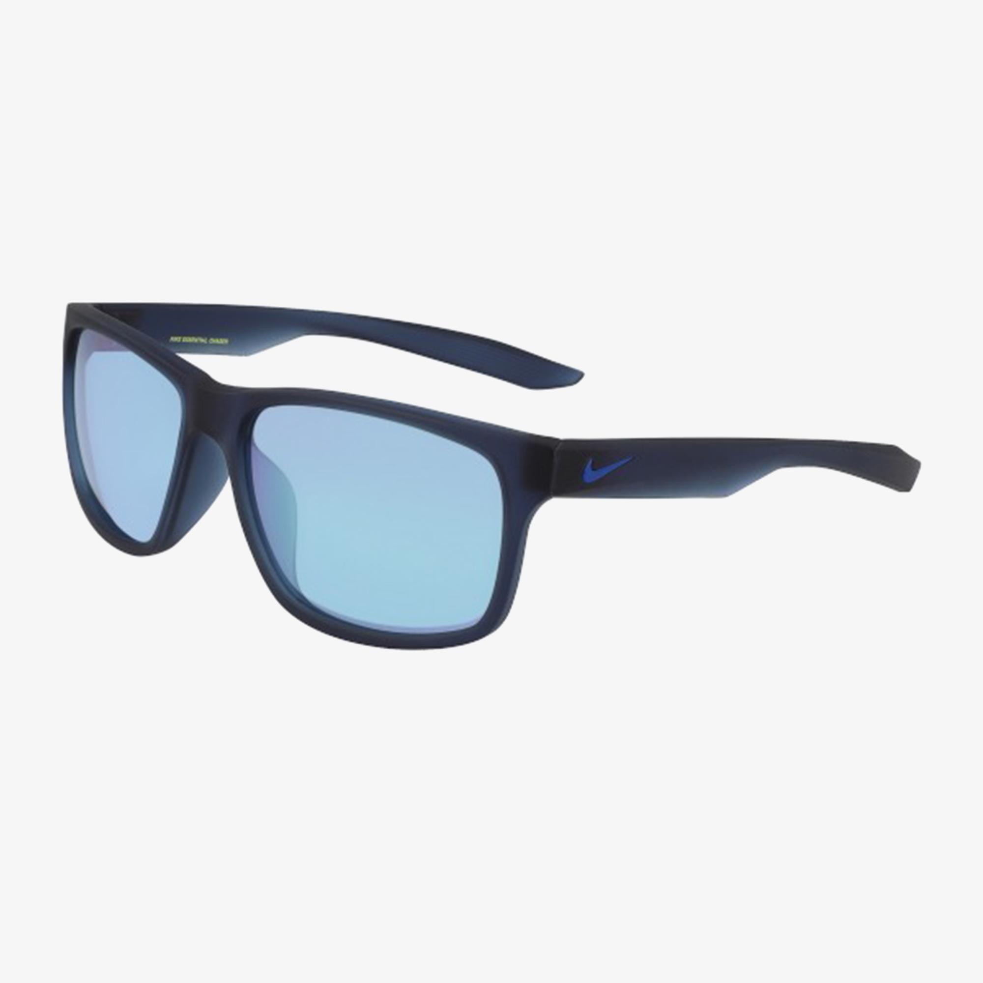 Nike Square Erkek Mavi Güneş Gözlüğü