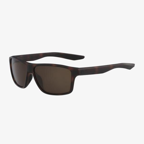 Nike Square Unisex Kahverengi Gözlük